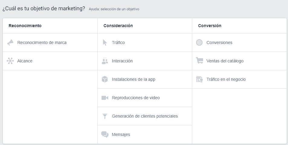 Claves para anunciarte en facebook ads