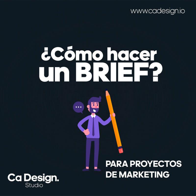 Qué es un brief en marketing